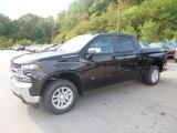 2019 Havana Brown Metallic Chevrolet Silverado 1500 LT Crew Cab 4WD #129118497