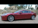 Aston Martin Rapide 2014 Data, Info and Specs