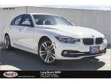 2018 Alpine White BMW 3 Series 330i Sedan #129118576