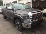 2019 Magnetic Gray Metallic Toyota Tundra Limited Double Cab 4x4 #129118471