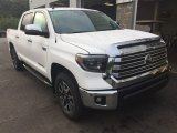 2019 Super White Toyota Tundra Limited CrewMax 4x4 #129118470