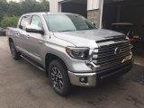 2019 Silver Sky Metallic Toyota Tundra Limited CrewMax 4x4 #129118469