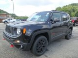 2018 Black Jeep Renegade Trailhawk 4x4 #129118617