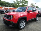 2018 Colorado Red Jeep Renegade Latitude 4x4 #129118616