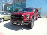 2018 Ruby Red Ford F150 SVT Raptor SuperCab 4x4 #129144653