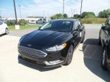2018 Shadow Black Ford Fusion SE #129144652