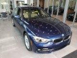 2018 Mediterranean Blue Metallic BMW 3 Series 330i xDrive Sedan #129144636