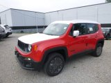 2018 Colorado Red Jeep Renegade Latitude 4x4 #129144553