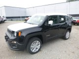 2018 Black Jeep Renegade Latitude 4x4 #129144549