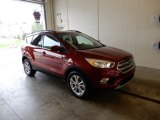 2018 Ruby Red Ford Escape SE 4WD #129144485