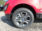 Ford EcoSport Wheels and Tires