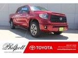 2019 Barcelona Red Metallic Toyota Tundra Platinum CrewMax 4x4 #129168526