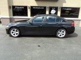 2015 Jet Black BMW 3 Series 328i xDrive Sedan #129168569