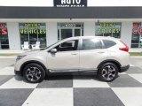 2018 Sandstorm Metallic Honda CR-V Touring AWD #129186644