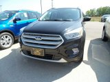 2018 Shadow Black Ford Escape SEL #129186708