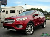 2018 Ruby Red Ford Escape SEL #129186386