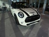 2019 Pepper White Mini Convertible Cooper S #129209129
