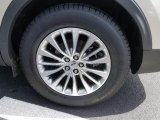 Lincoln MKX Wheels and Tires