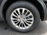 Lincoln MKX 2018 Wheels and Tires