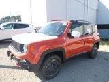2018 Omaha Orange Jeep Renegade Trailhawk 4x4 #129209032