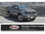 2019 Magnetic Gray Metallic Toyota Tundra SR5 CrewMax 4x4 #129208939