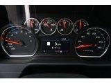 2019 Chevrolet Silverado 1500 LTZ Crew Cab 4WD Gauges