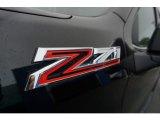2019 Chevrolet Silverado 1500 LTZ Crew Cab 4WD Marks and Logos