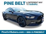 2017 Shadow Black Ford Mustang Ecoboost Coupe #129208960