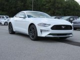 2019 Oxford White Ford Mustang EcoBoost Premium Fastback #129209000