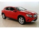 2015 Jupiter Red Mercedes-Benz GLA 250 4Matic #129230516