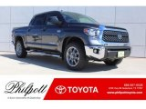 2019 Magnetic Gray Metallic Toyota Tundra TSS Off Road CrewMax 4x4 #129230440