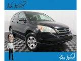 2010 Crystal Black Pearl Honda CR-V EX AWD #129230498