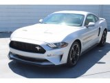 2019 Ford Mustang California Special Fastback Front 3/4 View