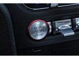 2019 Ford Mustang California Special Fastback Controls