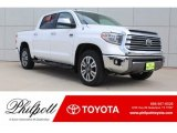 2019 Super White Toyota Tundra 1794 Edition CrewMax 4x4 #129259106