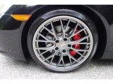 2018 Porsche 911 Carrera 4S Cabriolet Wheel