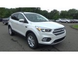 2018 White Platinum Ford Escape SE 4WD #129279785