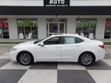 2018 Bellanova White Pearl Acura TLX Sedan #129293299
