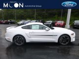 2019 Oxford White Ford Mustang California Special Fastback #129293256