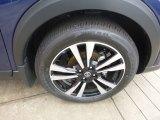 Nissan Kicks 2018 Wheels and Tires