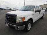 2014 Oxford White Ford F150 XL SuperCab #129311369