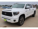2019 Toyota Tundra TRD Sport CrewMax 4x4 Data, Info and Specs