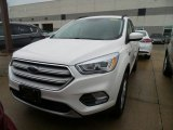 2018 White Platinum Ford Escape SEL 4WD #129311400