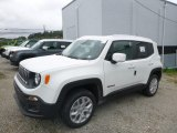 2018 Alpine White Jeep Renegade Latitude 4x4 #129311304