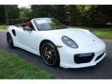 2019 Porsche 911 Turbo S Cabriolet Data, Info and Specs