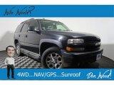 2005 Black Chevrolet Tahoe Z71 4x4 #129351218