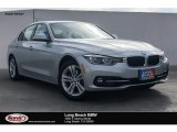 2018 Glacier Silver Metallic BMW 3 Series 330i Sedan #129351131