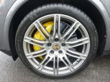 Porsche Cayenne 2016 Wheels and Tires