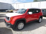 2018 Colorado Red Jeep Renegade Latitude 4x4 #129387725