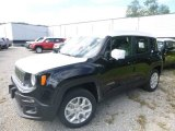 2018 Black Jeep Renegade Latitude 4x4 #129387724